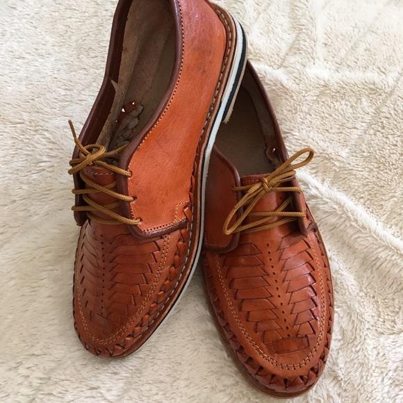 Shoes   Mens Classy Huarache Boot